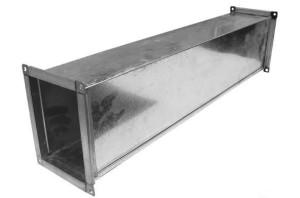 Воздуховоды прямоугольного сечения